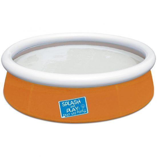 Детский бассейн Bestway 57241 Orange